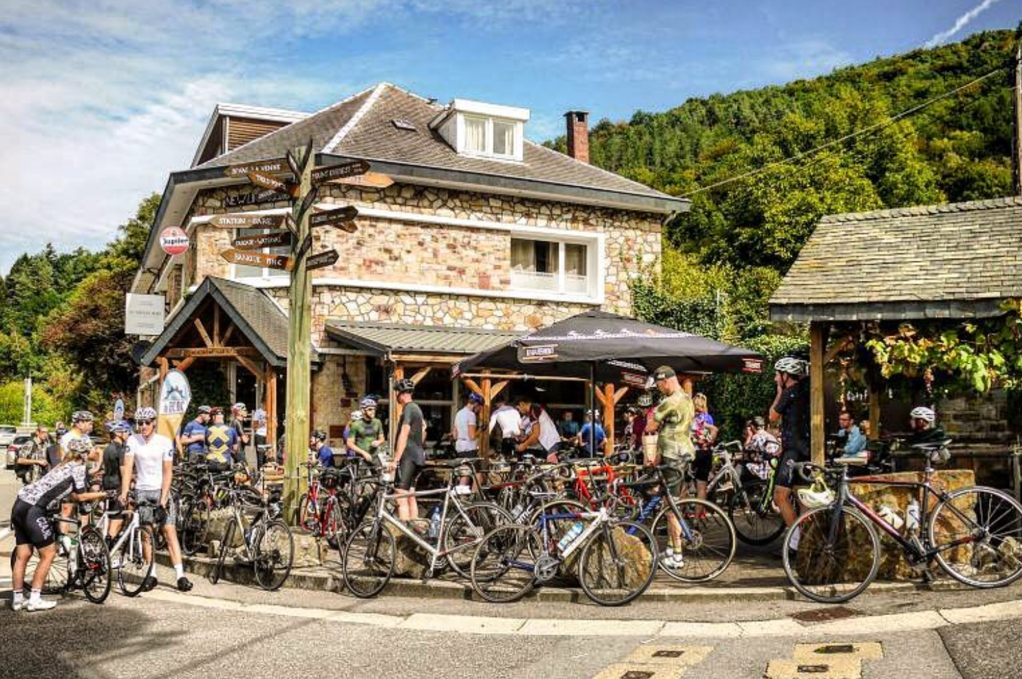 LE COFFEE RIDE - STAVELOT (BE)